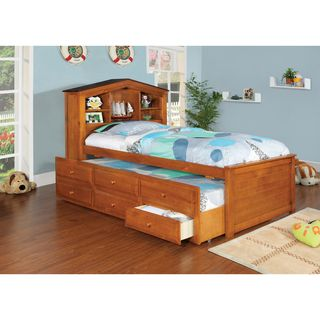 Enitial Lab Timmy Captian Twin Size Bed