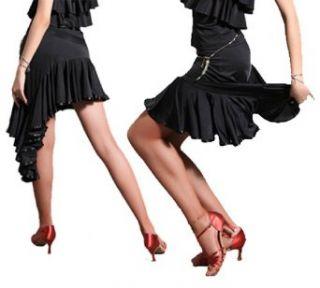 SGS05BK27 (waist 27 29) Womens Ballroom Latin Salsa