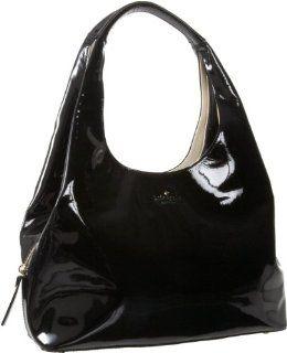 Kate Spade Harrison Street Wren Hobo,Black,one size: Shoes