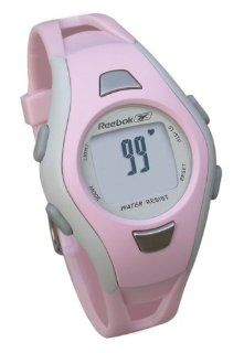 Reebok Fitwatch Pink / Strapless Heart Rate Monitor Watch