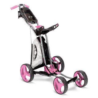 Sun Mountain 2013 Sport Micro Cart Charcoal Pink Sports