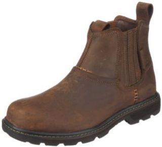 Skechers Mens Blaine Orsen Ankle Boot Shoes