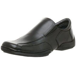 Steve Madden Mens Cleverr Slip on,Black,10 M Shoes