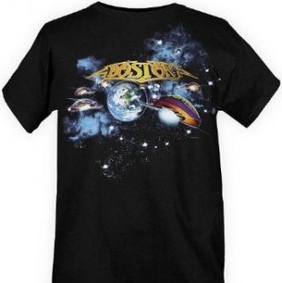 Boston Galaxy black t shirt Clothing