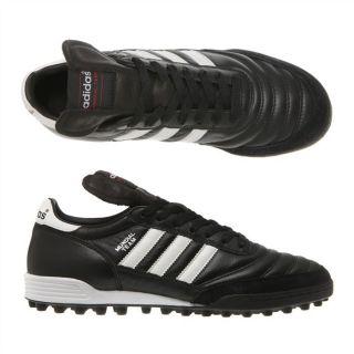 Modèle Team Mundial. Coloris  noir et blanc. Chaussures de football
