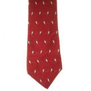 Bill Blass Black Label Mens Patterned 100% Silk Neck Tie