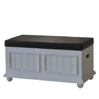 Notting Hill Padded Top Storage Trunk