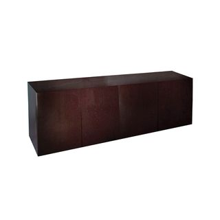 Mayline Eclipse Series Veneer Wall Mount Hutch
