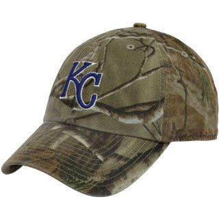 MLB 47 Brand Kansas City Royals Real Tree Camo Cleanup
