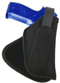 Uncle Mikes Law Enforcement Kodra Nylon Paddle Holster