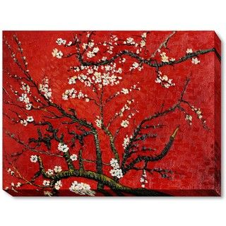 Van Gogh Branches of an Almond Tree in Blossom Hand painted Canvas