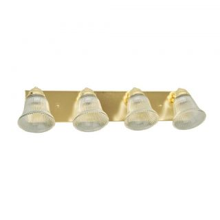light Polished Brass Bathroom Fixture