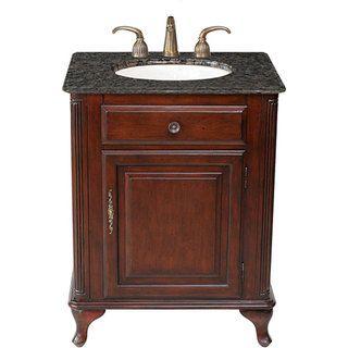 Stufurhome Lucy Classic Single sink 27 inch Vanity