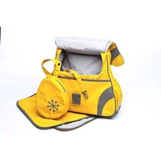 Go Go Babyz Sidekick Bliss Diaper Bag and Baby Carrier