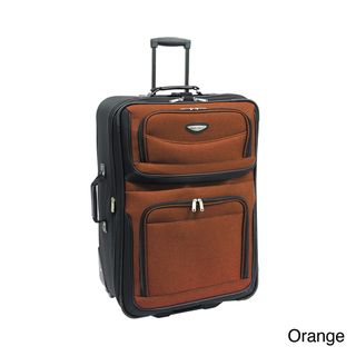 Travel Select Amsterdam Lightweight 29 inch Rolling Upright Suitcase