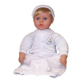 Molly P. Original 20 inch Medium Blonde Nursery Baby Doll