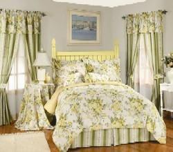 Garden Ridge Lea Allison King 20 piece Bed Set