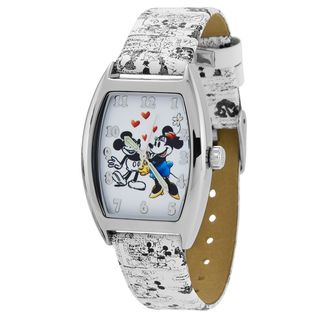 Ingersoll Womens Disney Mickey and Minnie Mouse Watch