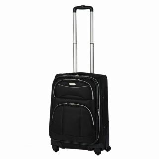 Samsonite Silver Zipper 21 inch Carry On Spinner Upright