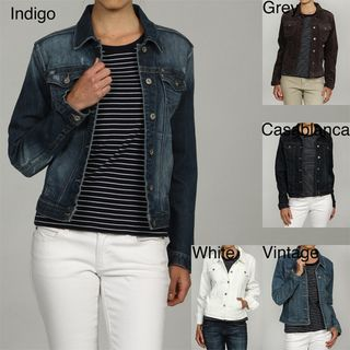 Lee Womens Fashion Denim Jacket