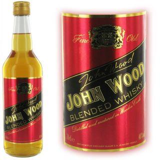 John Wood 70 cl whisky blend   Achat / Vente John Wood 70 cl