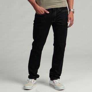 Kenneth Cole New York Mens Indigo Denim Jeans