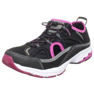 Comfort Amphibious All Purpose Water Shoe,Black/Hot Pink,5 M US Shoes