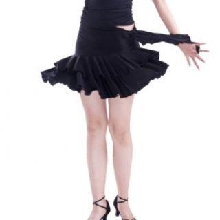 SFS029BK Womens Ballroom Latin Salsa Tango Swing Dance