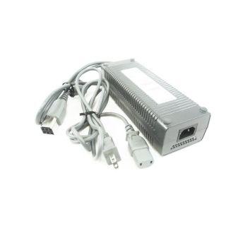 Microsoft XBOX 360 Power Brick AC Adapter (203w) (Refurbished