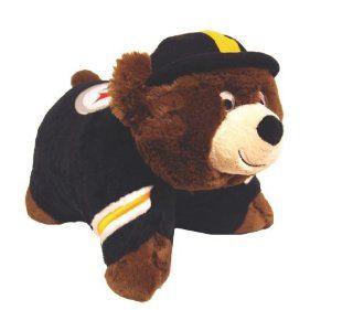 NFL Pittsburgh Steelers (Bear) Pillow Pet Sports