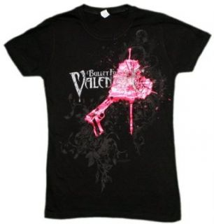Bullet For My Valentine   Pierced Through Juniors Babydoll