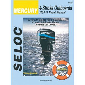 Seloc Service Manual Mercury & Mariner All 4 Stroke