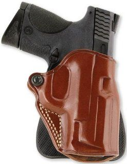 Galco Speed Paddle Holster   Right Hand, Black, 3 in. 1911