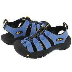 Keen Kids Newport (Toddler/Youth) Hydro Blue Sandals