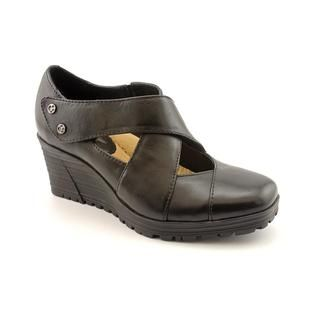 Earth Womens Spindrift Full Grain Leather Dress Shoes