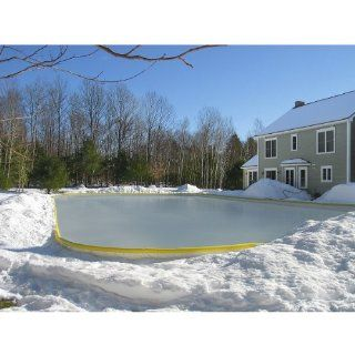 Nice Rink 14x36 Outdoor Ice RInk