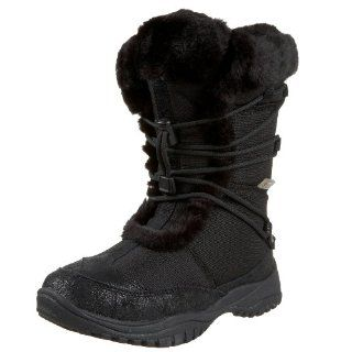 Baffin Womens Nima Winter Boot,Black,6 M Shoes