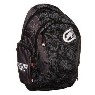 Ecko Unlimited Black and Grey Backpack