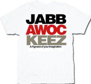 Jabbawockeez Dance Stack Logo White T shirt Tee Clothing