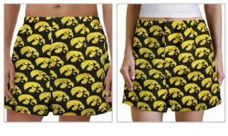 Iowa Hawkeyes Boxers University of Iowa 100% Cotton Boxer