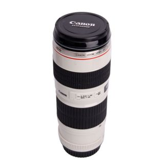 Canon Lens 11 EF 70 200mm f/4L IS USM Thermos Cup