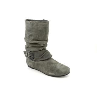 Dr. Scholls Womens Oakland Regular Suede Boots