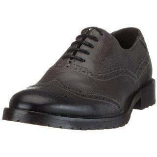 Ben Sherman Mens First Oxford,Dark Gull Grey,6 M Shoes