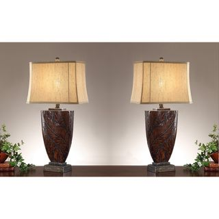 Del Carmen 35 inch Table Lamps (Set of 2)