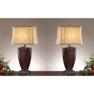 Del Carmen 35 inch Table Lamps (Set of 2)