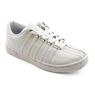 Swiss Womens The Classic Leather Athletic Shoe