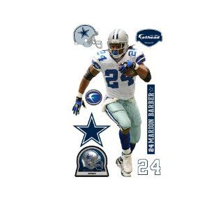 Fathead Marion Barber Dallas Cowboys Wall Decal Sports