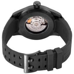 Hamilton Mens Khaki Field Rubber Strap Automatic Watch
