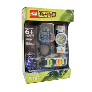 Lego Boys Power Miner Watch