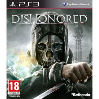 DISHONORED / Jeu console PS3   Achat / Vente PLAYSTATION 3 DISHONORED